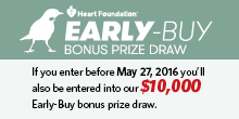 Lottery: Earlybird