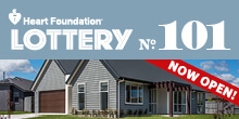 Lottery No. 101 is now open